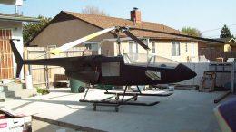 SkyShark Helicopter