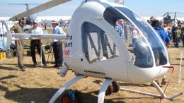 Ultra Sport 496 Composite Kit Helicopter