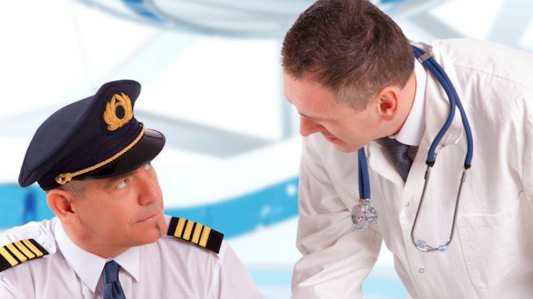 Experimental aircraft pilot medicals