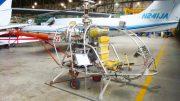 Murray Model T Homebuilt Helicopter