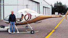 Original Rotorway Elite Helicopter