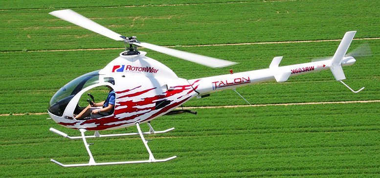 Rotorway Helicopters Talon 600