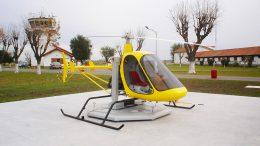 Safe helicopter pilot training SVH-3