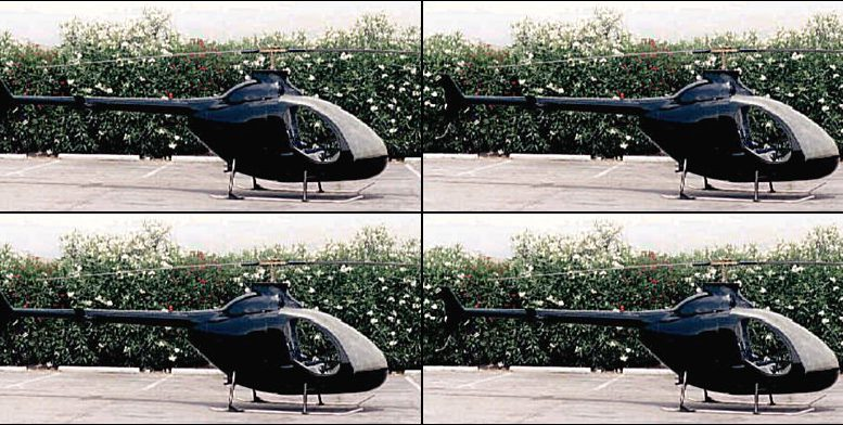 Zeus Helicopter