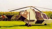 Cheetah MX 350 homebuilt helicopter