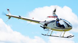 Four stroke Rotorway helicopter engines