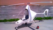 Homebuilt helicopter video library