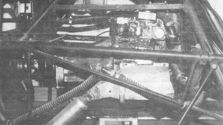 Mazda rotary helicopter engine