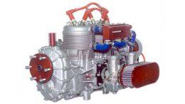 Simonini Victor 2 two stroke aircraft engine