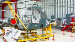 Fairey Aviation G-APJJ Ultra Light Helicopter