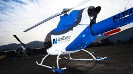 Kiss Aviation Rotorway JetExec Turbine Powered Helicopter