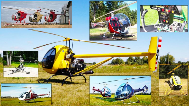 Kit helicopters in south africa