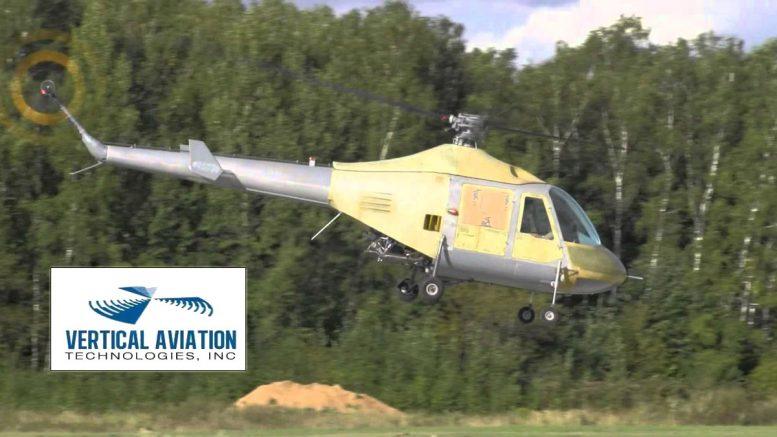 Vertical Aviation Technologies Hummingbird Kit Helicopter