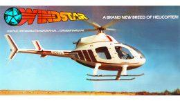 WINDSTAR helicopter