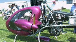 BJ Schramm compound helicopter kits