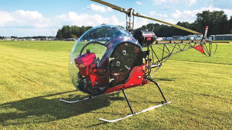 Safari 400 kit helicopter
