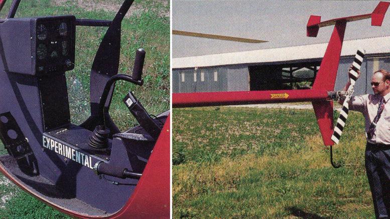 Dennis Fetters Revolution Mini 500 Helicopter Kit