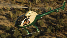 Rotorway helicopters Talon helicopter