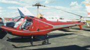f-28a enstrom 3 seat helicopter