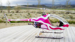 mac pherson wildfire helicopter