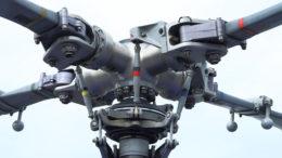 BK 117 hingeless rotorhead