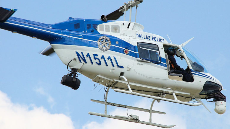 Dallas Police Bell Jetranger