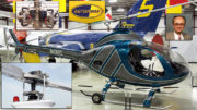 Flying rotorway exec kit helicopter 145