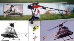 Scheutzow stork light helicopter
