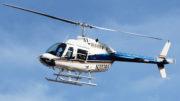 Bell JetRanger 2 turbine helicopter