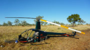 Improving the R22 Beta II helicopter