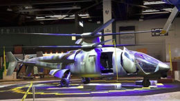 sikorsky s 97 coaxial compound helicopter