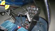 Robinson R22 Cockpit