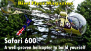 Safari 600 helicopter review