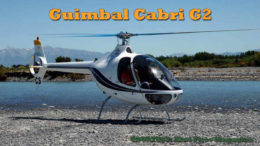guimbal cabri g2 helicopter