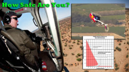 safe flying helicopter pilots