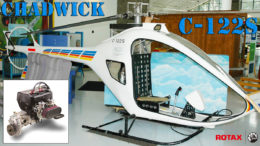 Chadwick C-122S Rainbow Helicopter