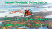 police call on safari kit helicopter